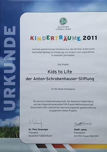 DFB-Auszeichnung