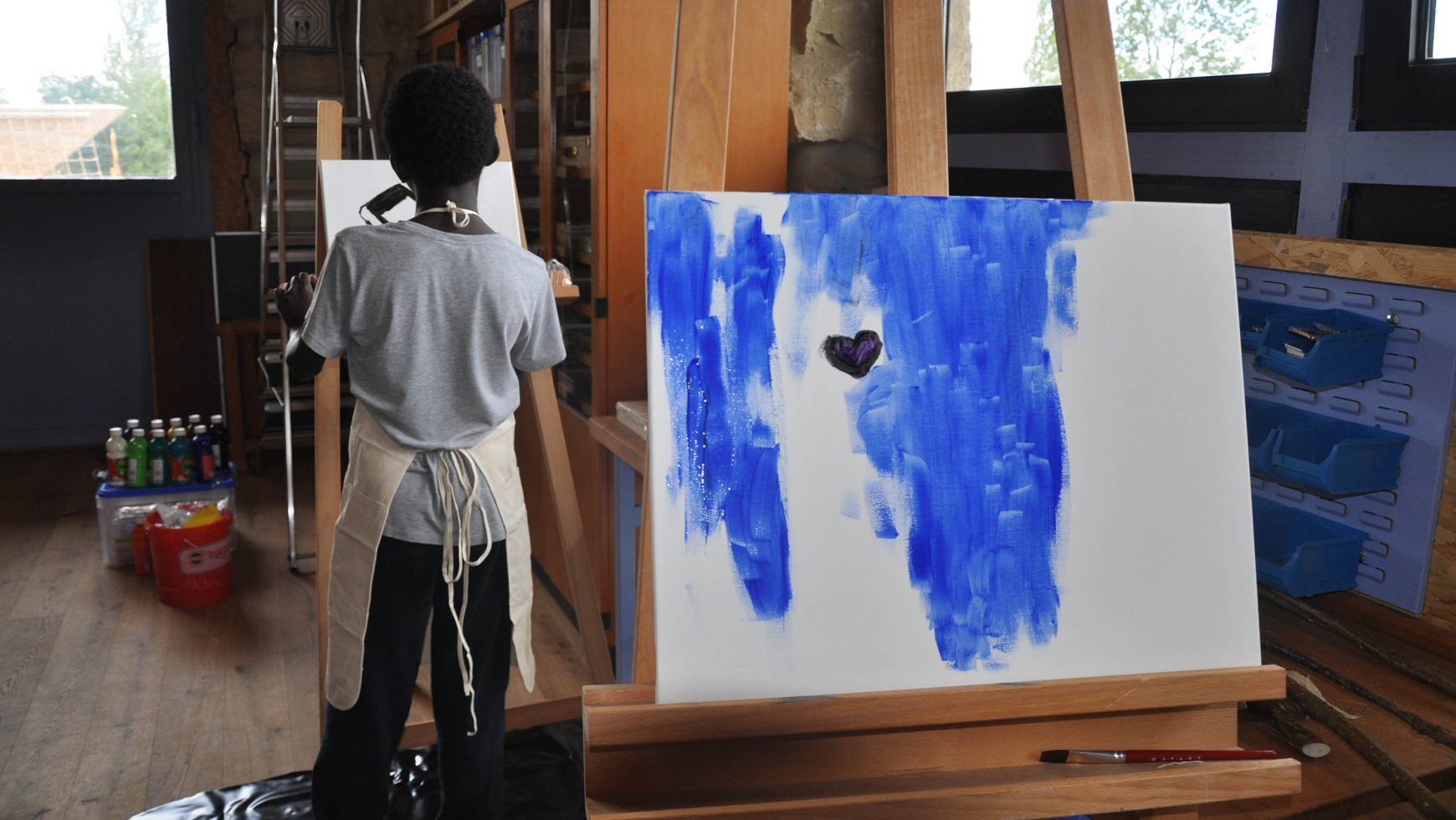 Individualität durch Kreativ-Workshops
