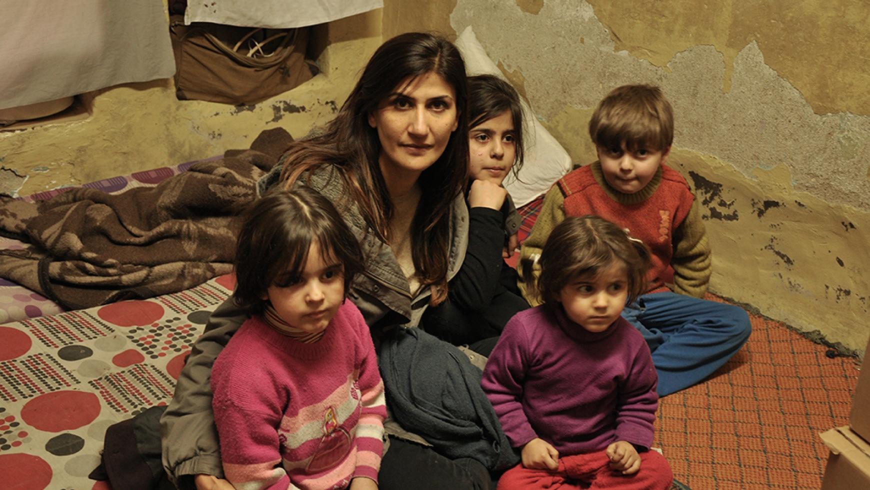 Versorgung von Waisenkindern in der Türkei