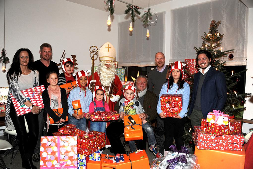 kids to life Weihnachtspäckchen-Aktion