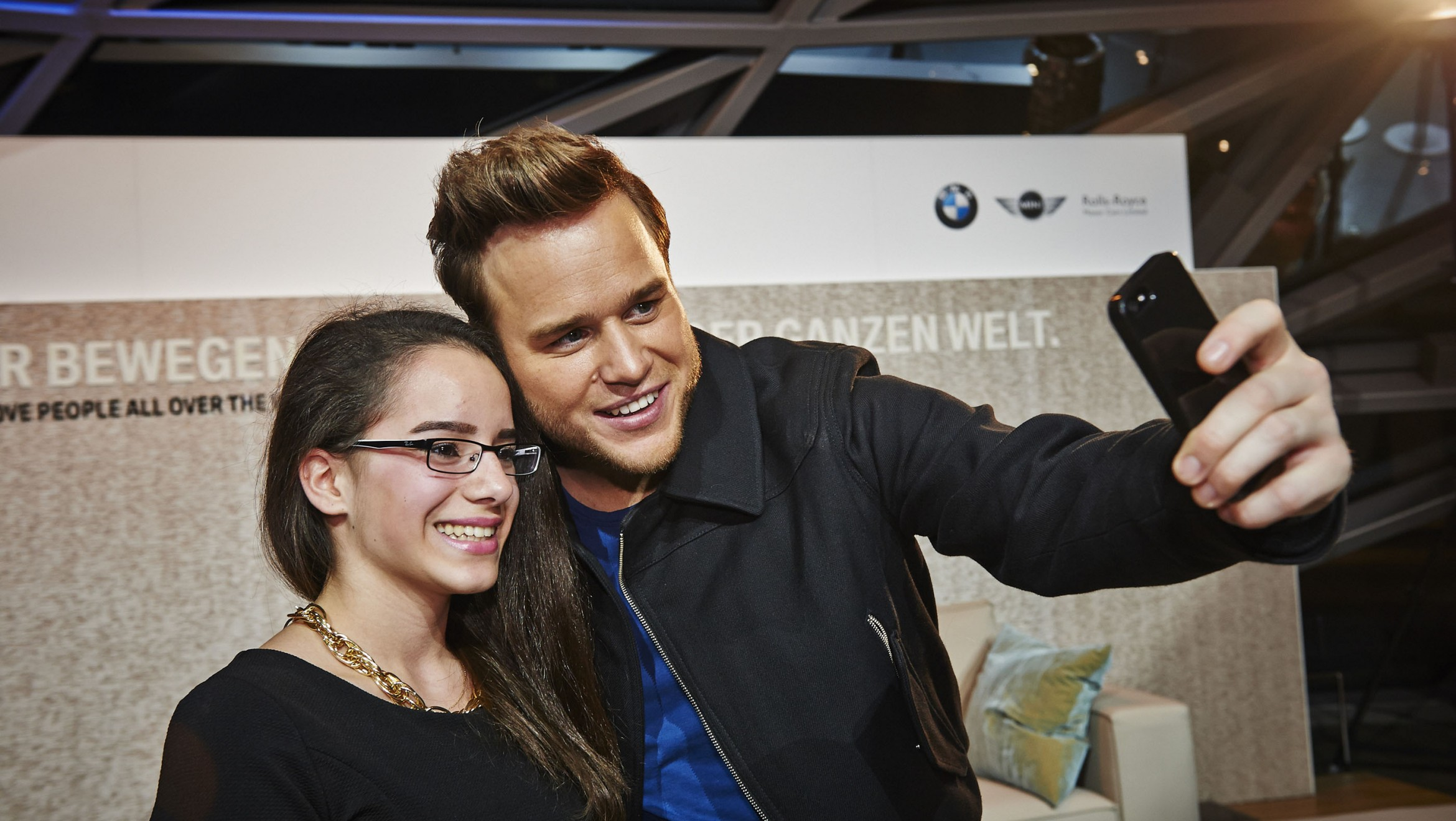 MEET & GREET mit OLLY MURS