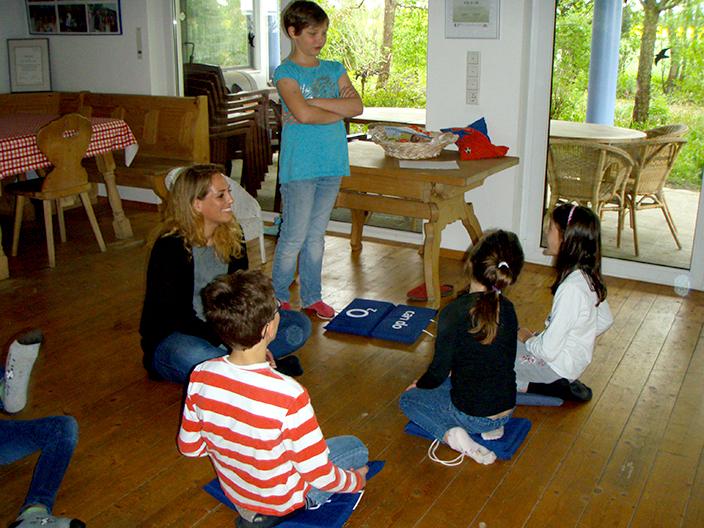 Spiele- und Kochworkshop bei kids to life