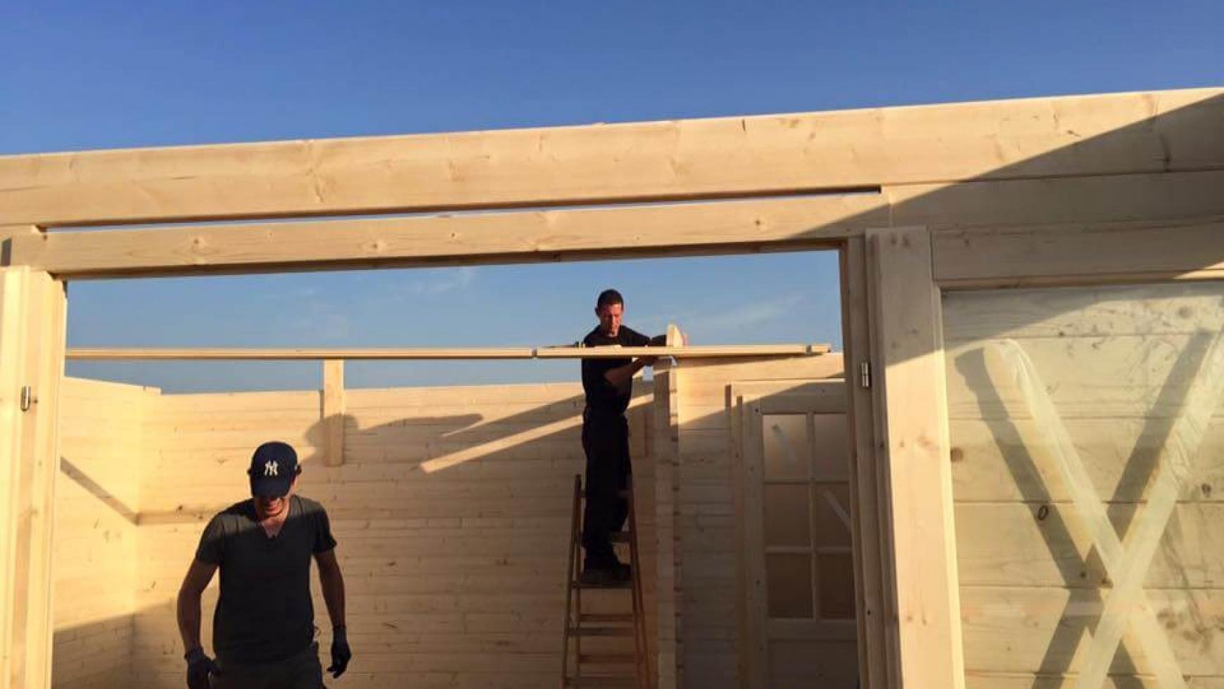 kids to life unterstützt Bau von Kindergarten im Flüchtlingscamp