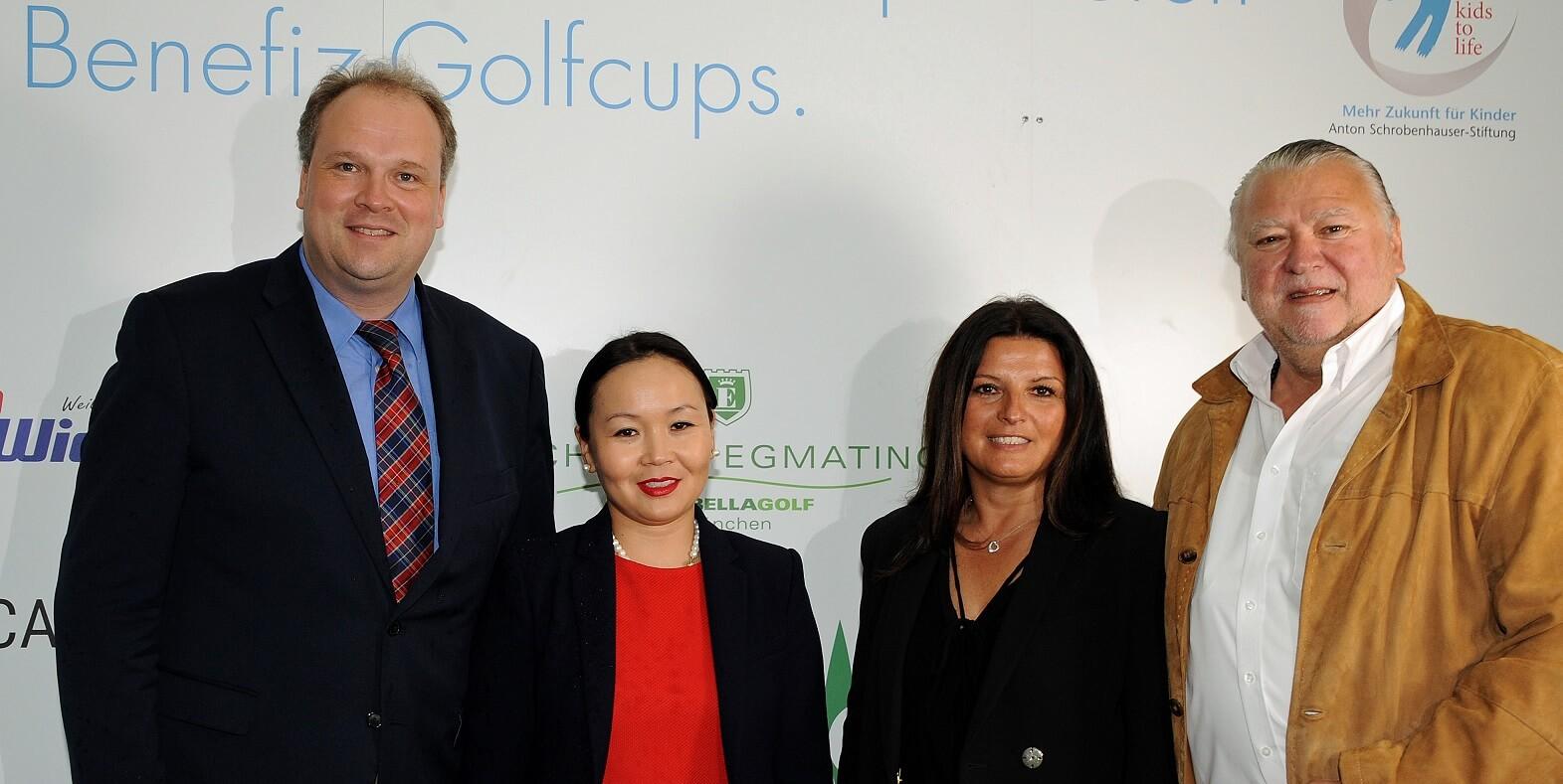 Großer Erfolg beim Benefiz-Golfcup von kids to life