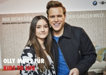Olly Murs für kids to life