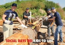 Social Days bei kids to life