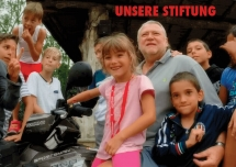 kids to life – Unsere Stiftung