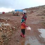 1.300 Überlebenspakete und Teddybären an notleidende Kinder in Syrien übergeben!