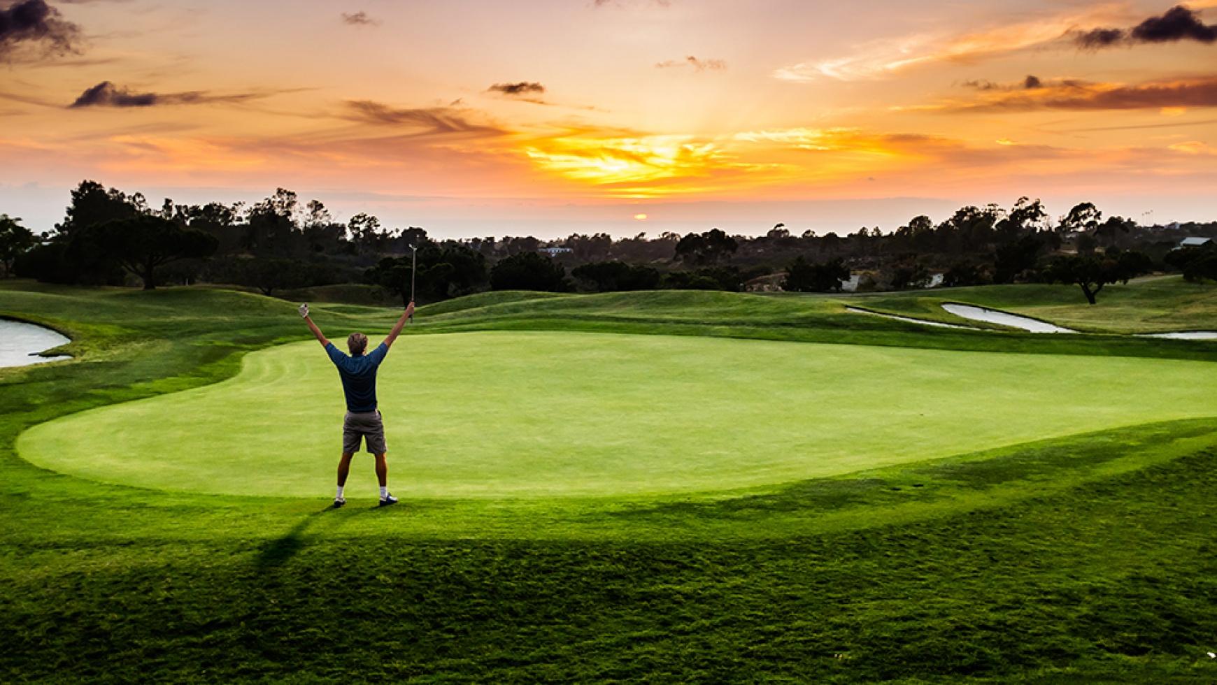Benefiz-Golfcup