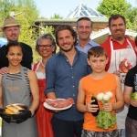Bayerische Grillmeisterschaft bei kids to life