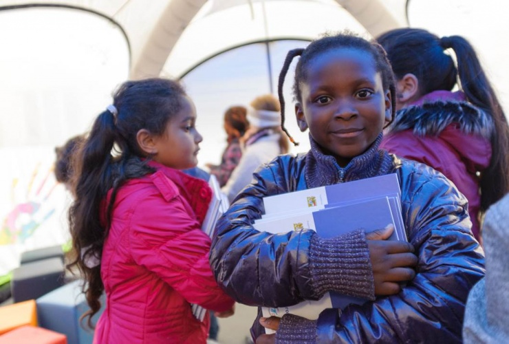 kids to life unterstützt WerteRaum