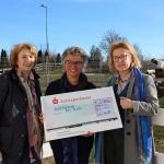 5.000,- Euro Spende vom Lions Hilfswerk Pullach