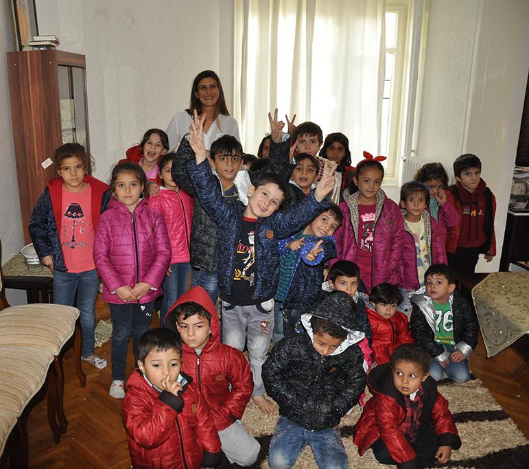 SYRISCHE WAISENHÄUSER IN DER TÜRKEI
