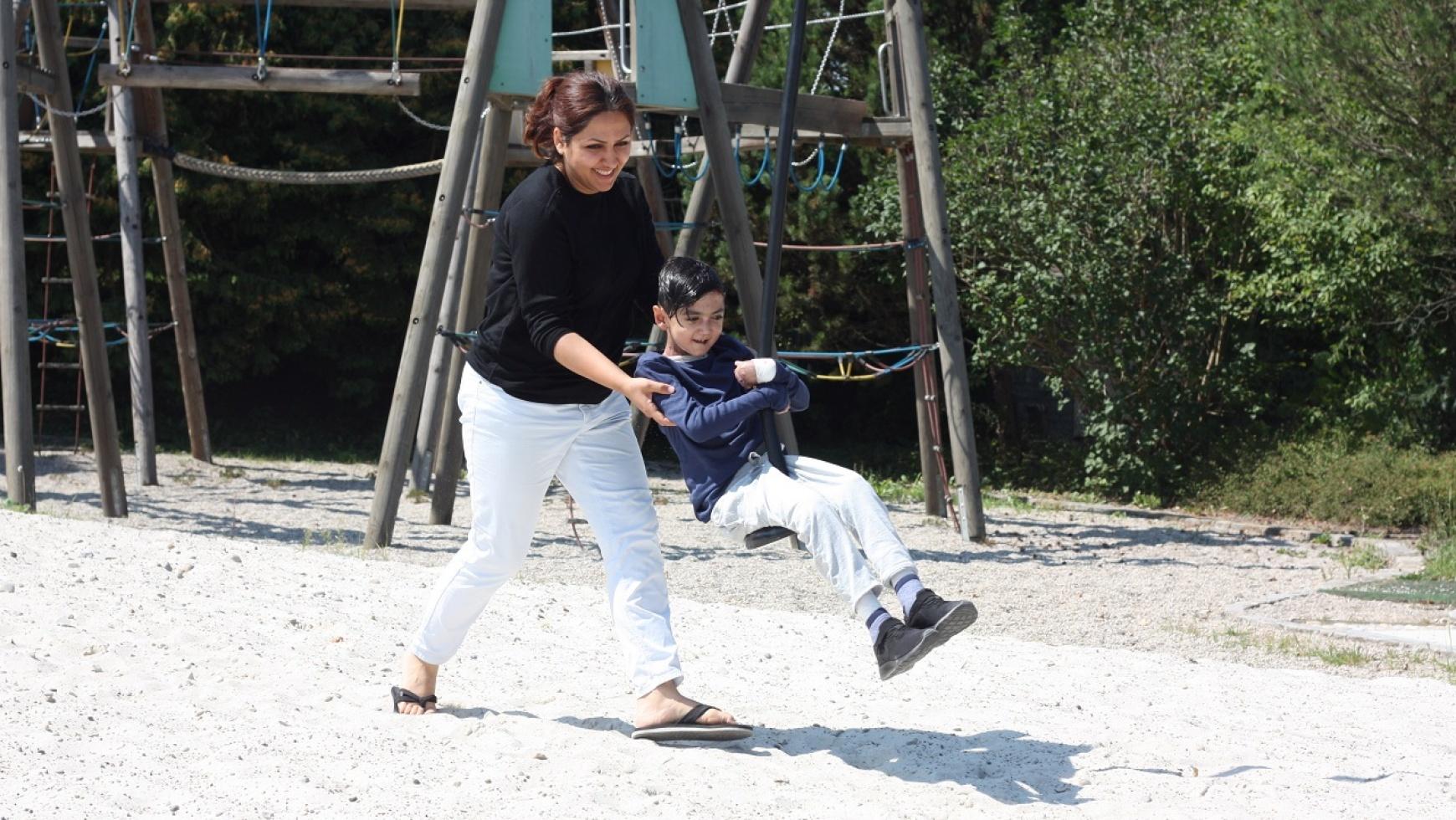 Ambulantes Kinderhospiz bei kids to life