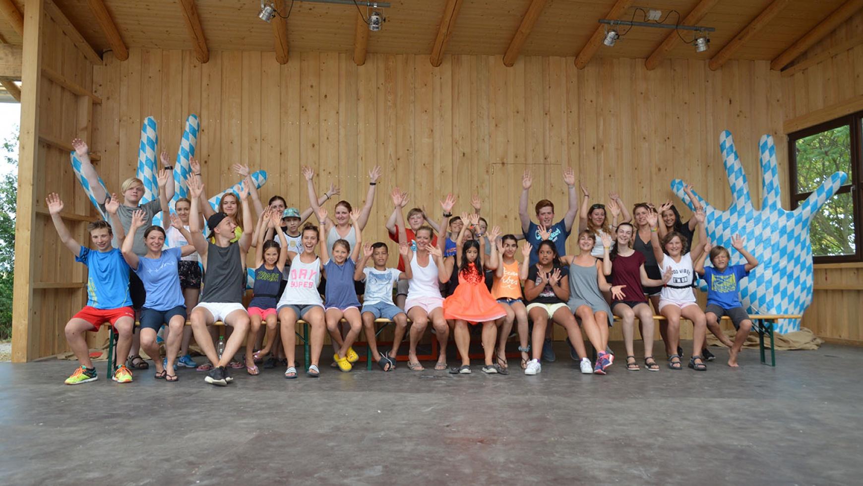 Sommercamp der TU München bei kids to life