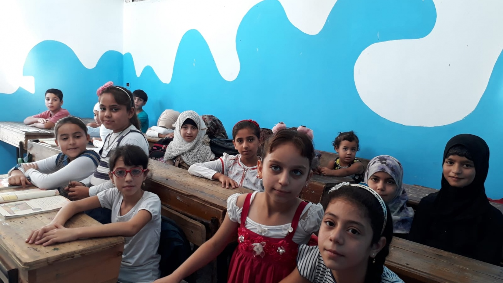 Nachhaltige Strategie zu Bildung und Zukunftssicherung in Syrien