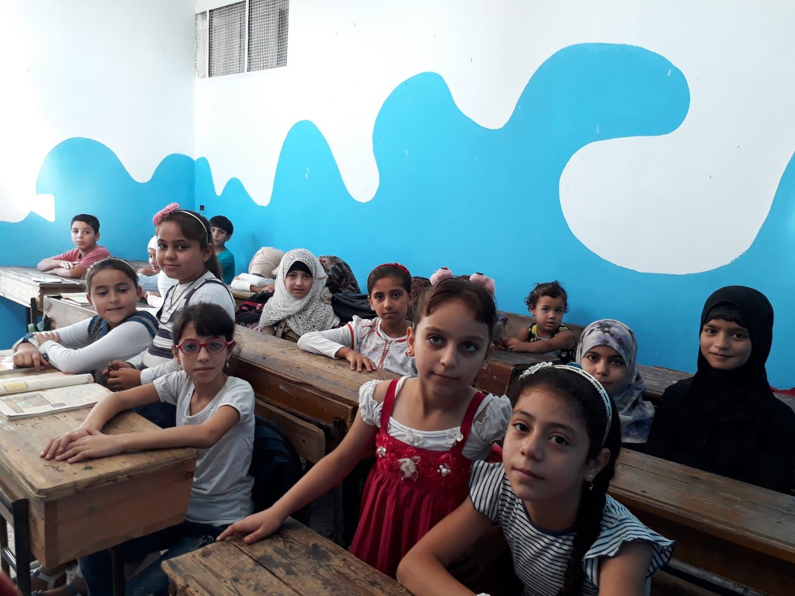 Bildung für Kinder in Syrien