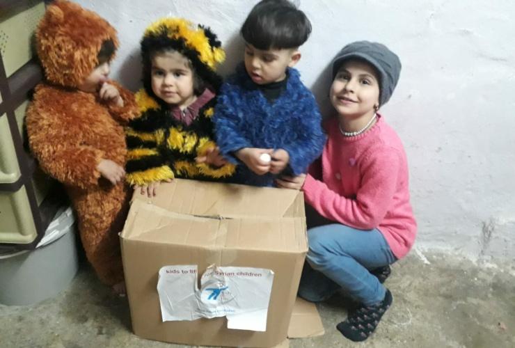 Syriens vergessene Kinder